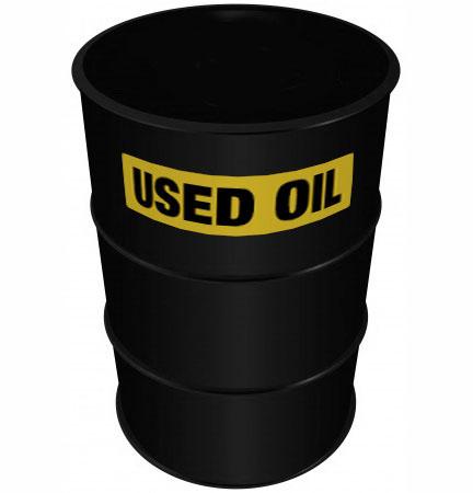 Used Oil vs. Waste Oil
